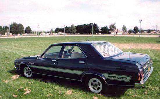Leyland P76 Australia S Own Car Racing